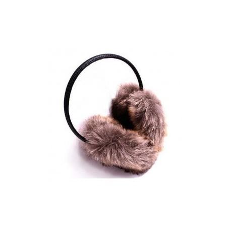 Fluffy hovedtelefoner