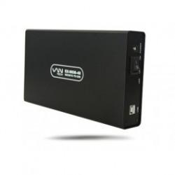 Ex-mob-48 wintech bærbar ekstern harddisk kabinet