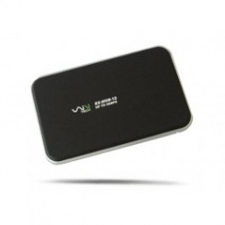 Ex-mob-12 wintech bærbar ekstern harddisk kabinet