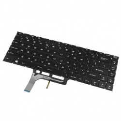Green Cell Keyboard for MSI GS65 Stealth Thin Backlit