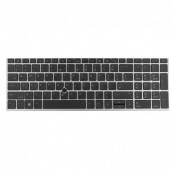 Green Cell Keyboard for HP EliteBook 850 G5 Backlit