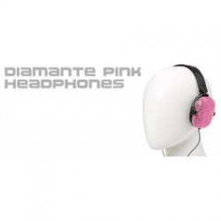 Diamant hovedtelefon