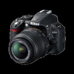 Nikon d3100 18-55mm vr (restlager)