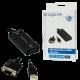 Logilink vga m/ usb audio til hdmi