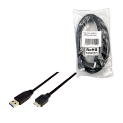 Logilink usb 3.0 cable a-male to b-micro male 2m