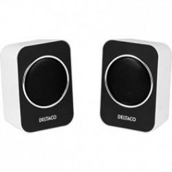 Deltaco stereo højttalere