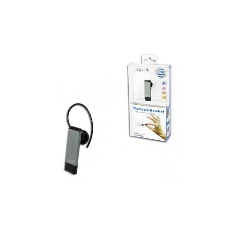 Bluetooth v2.0 earclip alu headset