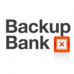 Backupbank privat, 5gb, ½ år