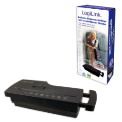 Logilink paper shredder
