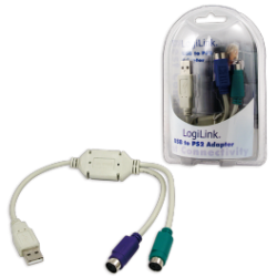 Logilink usb to ps /2 adapter