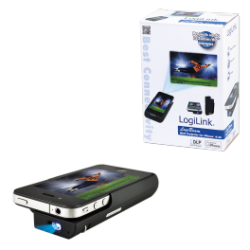 Logilink mini projector for iphone 4/ 4s