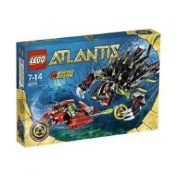 "Lego atlantis ""shadow snapper"""