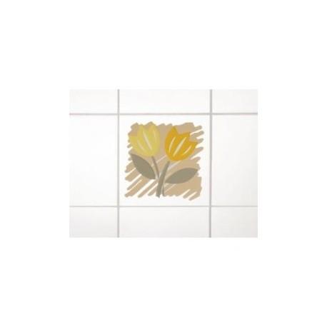 Wenko 3d dekortion, tulipaner