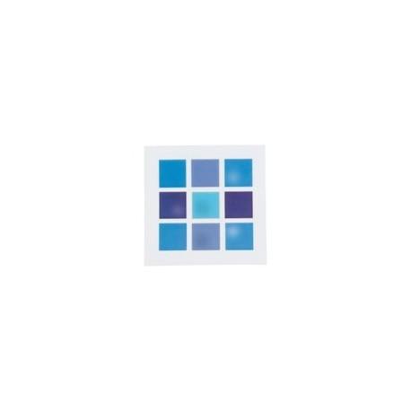 Wenko 3d dekortion, blå mosaik