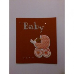 Kort til nyfødte pige babyer