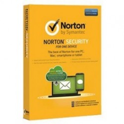 Norton security 1 pc/mac