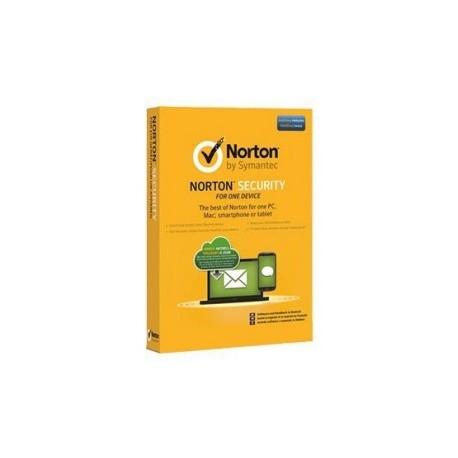 Norton security 1 pc/mac