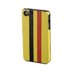 Stribet iphone 4/4s cover