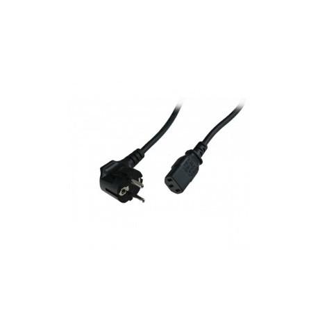 Strøm kabel m. jord (pc)