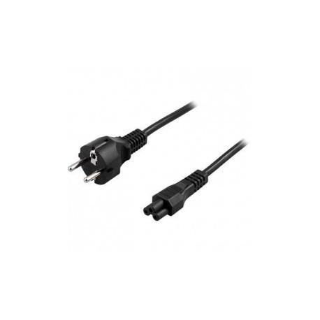 Strøm kabel m. jord (mickey mouse)
