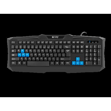 Fury Gaming Typhoon keyboard
