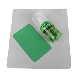 ColorWay rengøringssæt, 2 klude og 200 ml væske - CW-5200