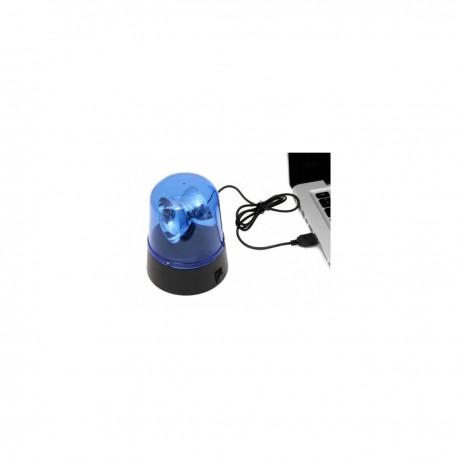 USB Politi blink