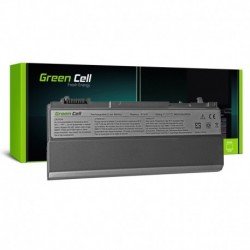 Green Cell Battery for Dell Latitude E6400 E6410 E6500 E6510 (rear) / 11,1V 8800mAh