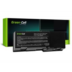 Green Cell Battery for Dell Inspiron E1501 E1505 1501 6400 / 11,1V 4400mAh