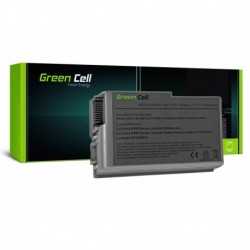 Green Cell Battery for Dell Latitude D500 D505 D510 D520 D530 D600 D610 / 11,1V 4400mAh