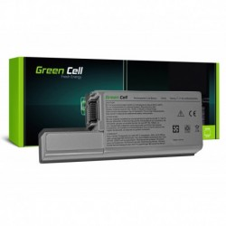 Green Cell Battery for Dell Latitude D531 D531N D820 D830 PP04X / 11,1V 4400mAh