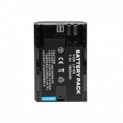 Green Cell ® Digitalkameras Akku für Canon EOS 5D Mark II Mark III 6D 7D 60D 7.4V