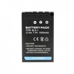 Green Cell ® Digitalkameras Akku für Olympus E-400 E-410 E-420 E-600 E-620 7.4V
