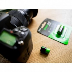 Lithium Green Cell CR123A 3V 1400mAh Battery