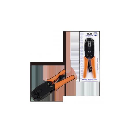 Logilink multi modular crimping tool, metal