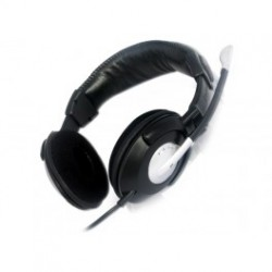 Usb powered skype compatible headphones with microphone