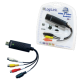 Logilink usb 2.0 audio & video grabber usb 2.0
