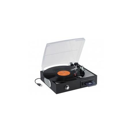 Usb plade- og kassetteafspiller