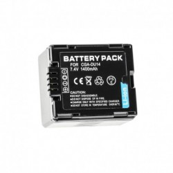 Batterie Green Cell ® Zur Kamera Panasonic GS10 GS200 GS300 CGA-DU14