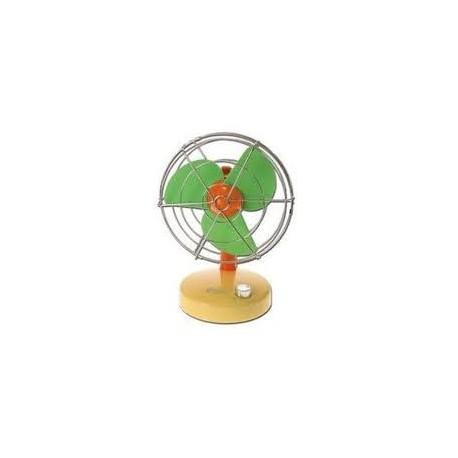 Grøn usb ventilator