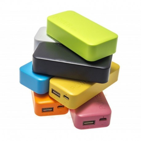 Power Bank Green Cell PB08 5200mAh czarny