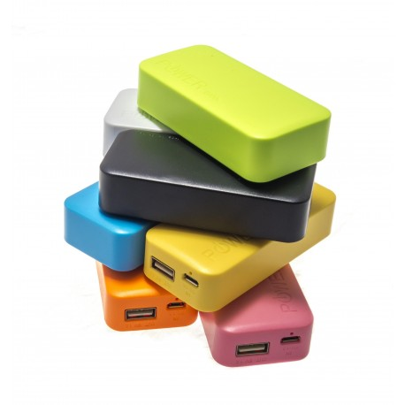 Power Bank Green Cell PB08 5200mAh różowy