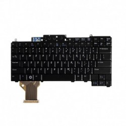 Green Cell ® Keyboard for Laptop Dell Latitude D531