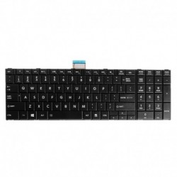 Green Cell ® Keyboard for Laptop Toshiba Satellite C850 C855 C870
