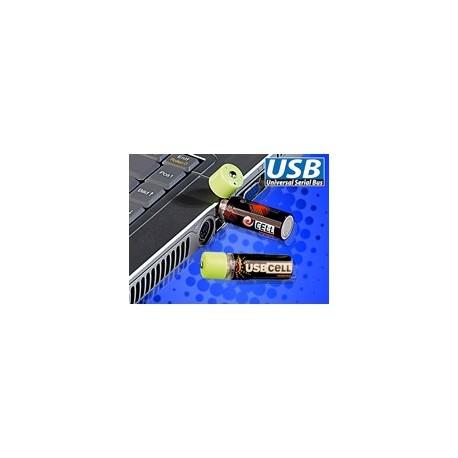Usb genopladelige batterier
