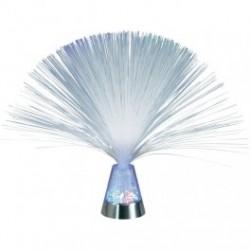 Usb glasfiber lampe