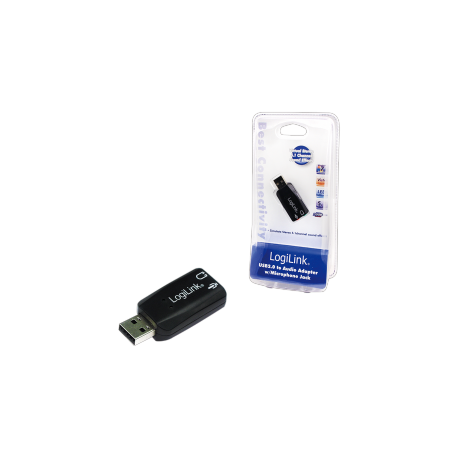 Logilink usb 2.0 -audio adapter, 5.1