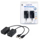 Logilink usb line extender up to 60m via cat5