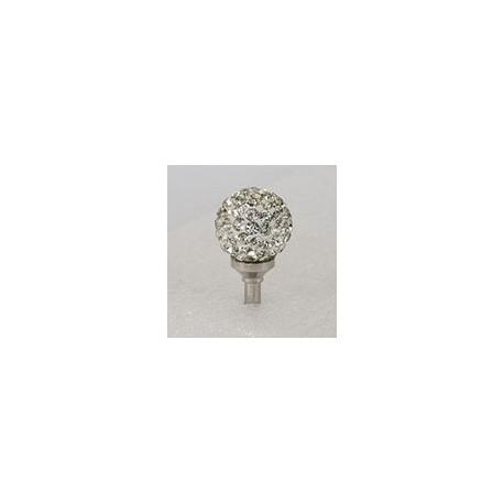 Sushimi hvid krystal kugle