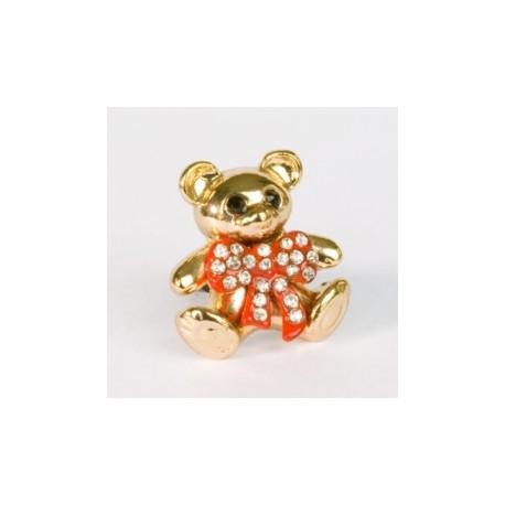 Sushimi gylden teddy